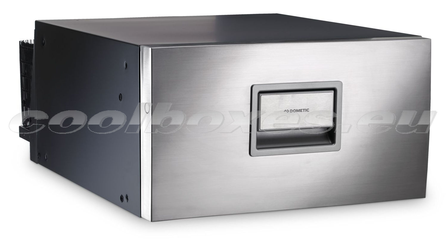 Kompresorová autochladnička Dometic-WAECO CD-30S 12/24V Stainless Door